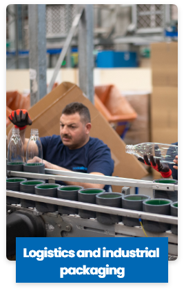 Logistics and industrial  packaging